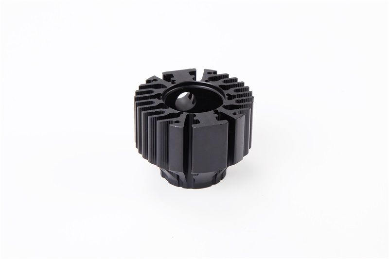 Small circular heat sink