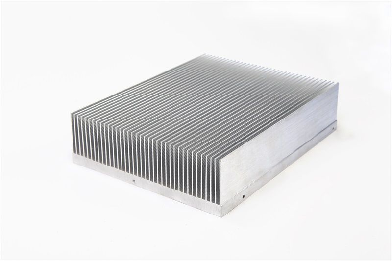 OEM Skiving Fin Aluminum Heat Sink
