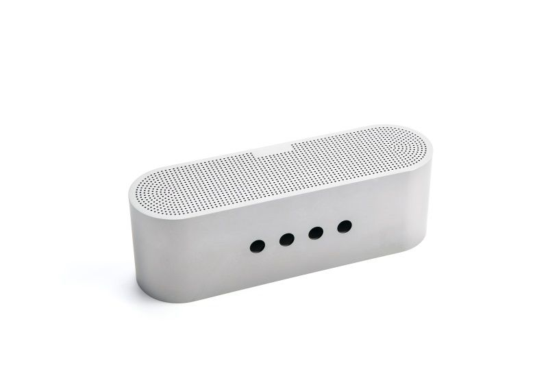 Alumium Profile Bluetooth Speaker
