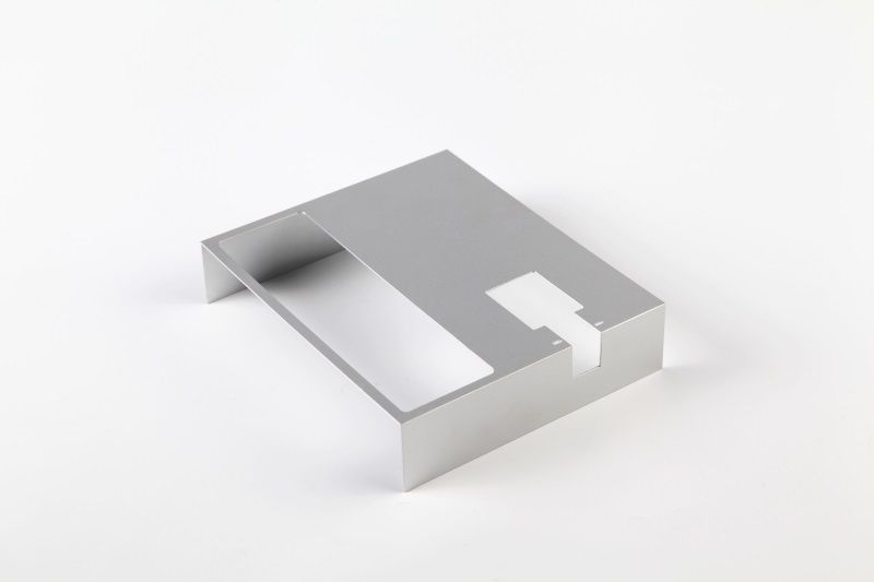 Aluminum stamping cover for projector
