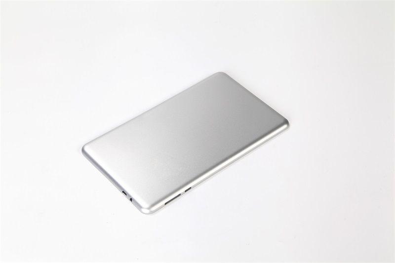 Highlight aluminum back cover