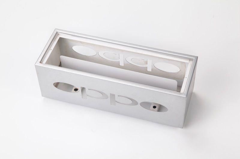 Custom aluminum display Box
