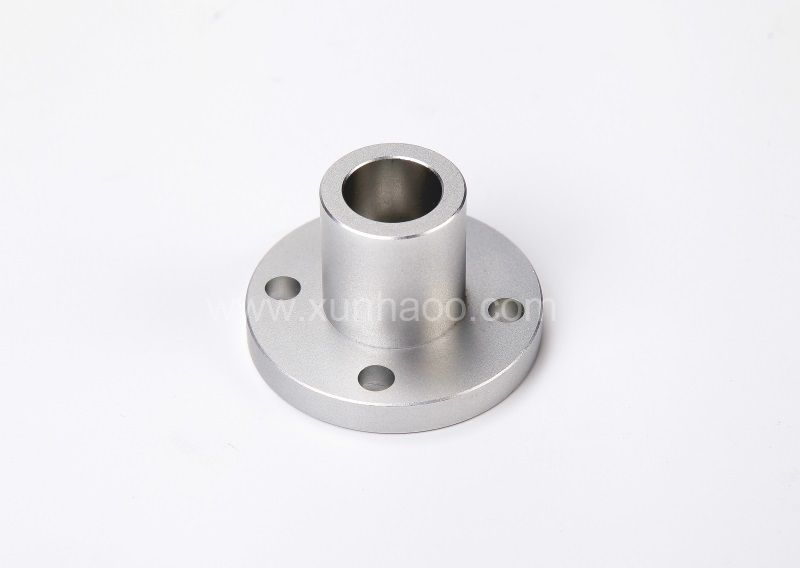Aluminum Flange with anodizing