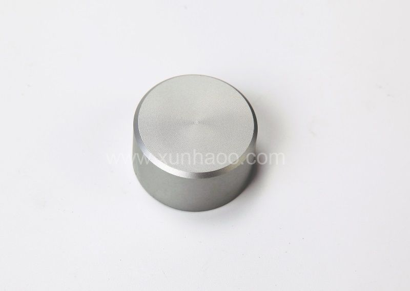 High precision CNC turning rotary knob