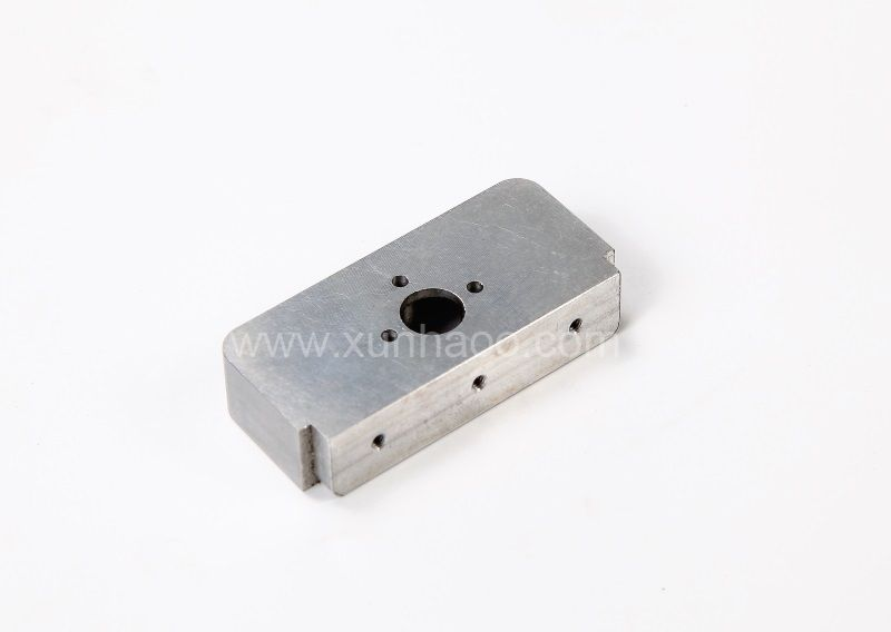 High precision CNC milling components
