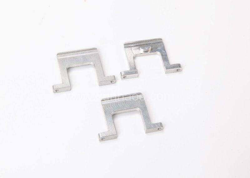 Small alumium components