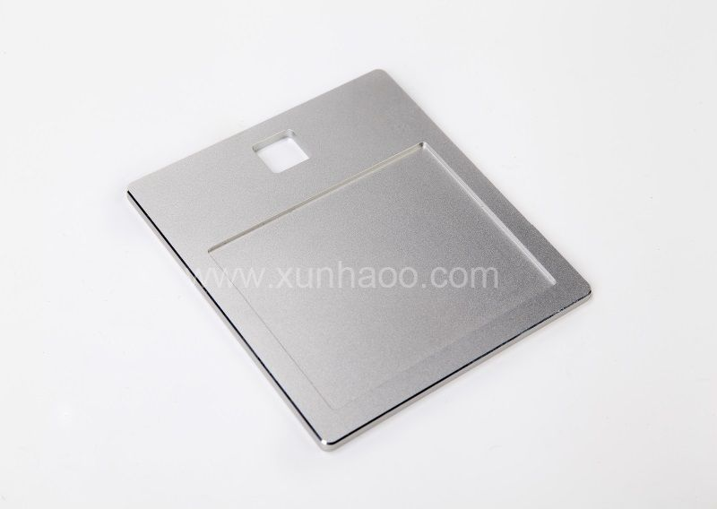 High precision CNC machining frame and plate