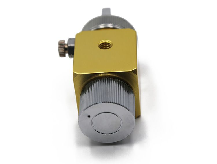 A-100 Direct Factory Low Price Die Casting New Mini Spray Nozzle Air Spray Paint Guns