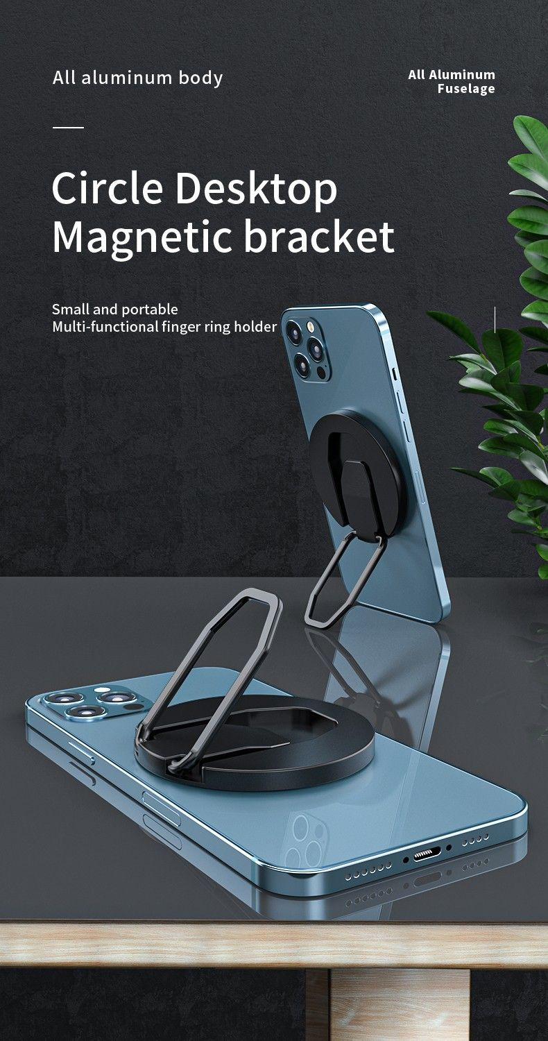 Aluminum phone holder Suitable for all iPhone12 series